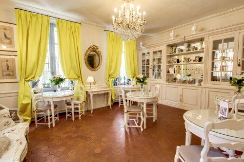 Hotel des Quatre Dauphins à Aix-en-Provence
