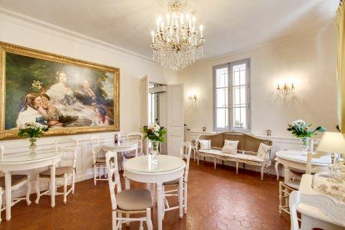 Hotel des Quatre Dauphins, centre ville Aix en Provence