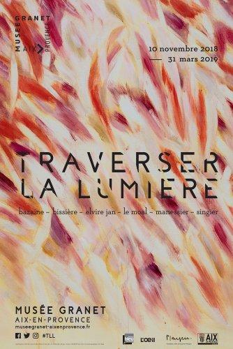 Musée Granet à Aix en Provence - Exposition Traverser la lumière